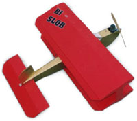 Brodak Bi-Slob model airplane kit
