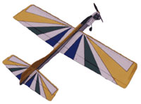 Brodak Pathfinder model airplane kit